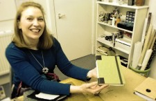 Book binding workshop @ Remade in Edinburgh