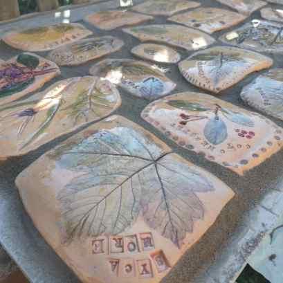 Granton Walled Garden Community Mosaic